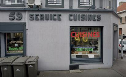 Vitrine 59 services cuisines